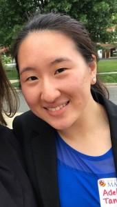 Adele Tang  Faculty Correspondant