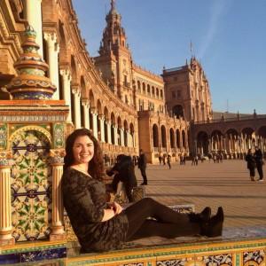 Alumni Secretary Emily Larkin