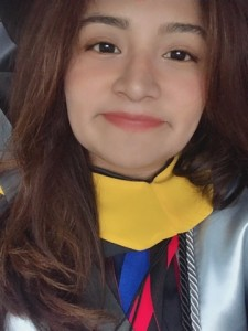 Alumni Secretary Flavia Negrete