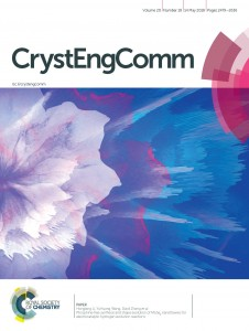 cover-CrystEngComm2018-Zhang-MoSe2-Nanoflowers